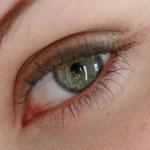 Глаз - одно из самых распространенных мест для меток ГИБДД