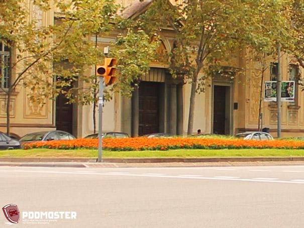Дополнительный пешеходный светофор