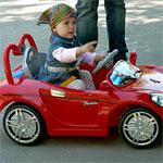Такой автомобиль можно начинать водить в любом возрасте