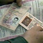 Меняем водительское удостоверение.