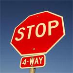 Правила дорожного движения в Канаде