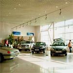 Выбор автосалона для покупки автомобиля