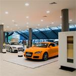 Заказ автомобиля и внесение предоплаты