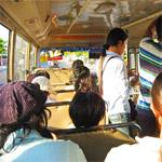 Правила дорожного движения для пассажиров