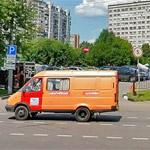 Перехватывающие парковки в Москве