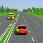 Разворот на автомагистрали