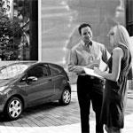 Покупатель автомобиля