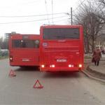 Дтп двух автобусов