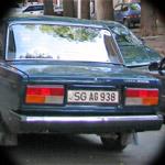 Иностранный автомобиль