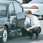 Осмотр машины в страховой