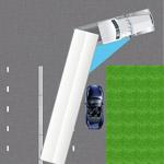 Столкновение фуры и легкового автомобиля