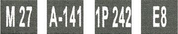 Разметка 1.22