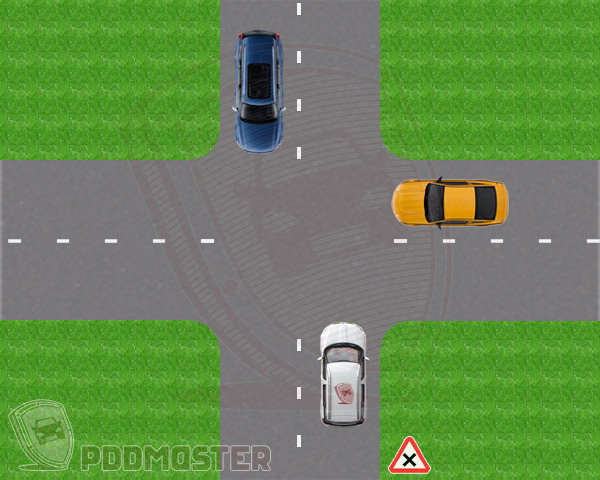 Что такое равнозначные дороги
