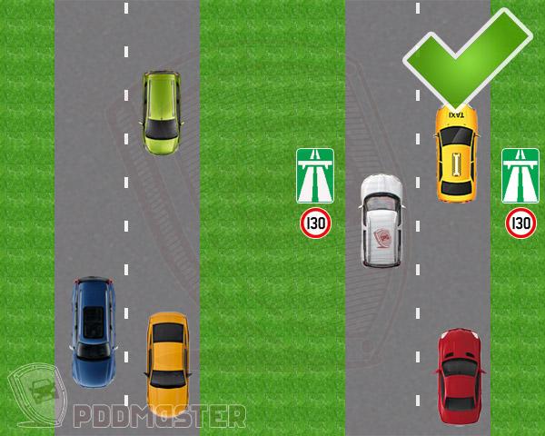На сколько можно превысить скорость в городе