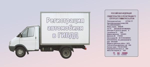 Как оформить авто по временной регистрации временная регистрация в литве