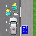 Правила дорожного движения дляжилой зоны или дворовой территории