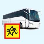 Автобус дляперевозки детей