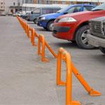 Самовольная парковка