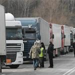 Иностранные грузовики