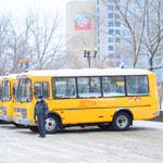 Перевозка детей вавтобусе